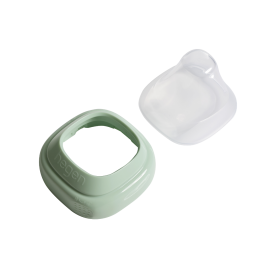 Hegen PCTO™ Collar and Transparent Cover Green