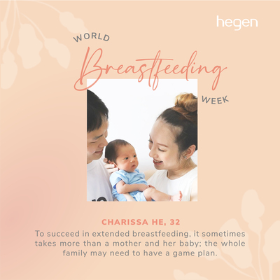 World Breastfeeding Week 2021: Latching during lunch time